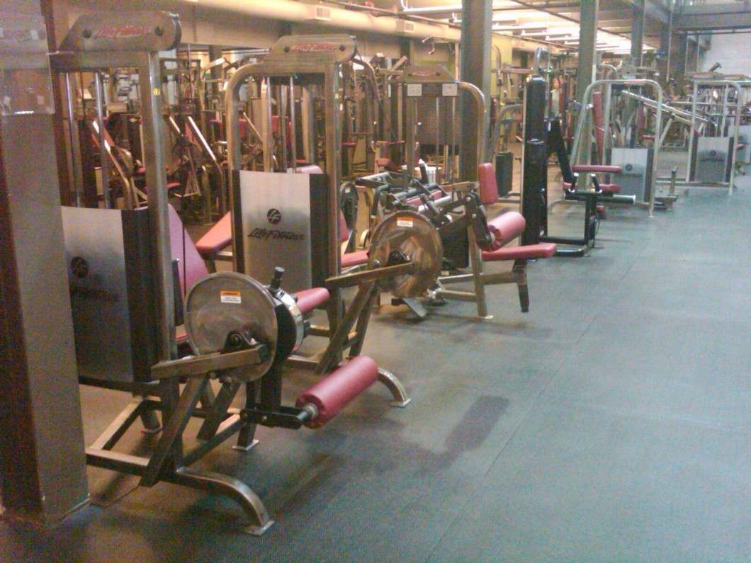 Keep Your Fitness Facility in Top Condition